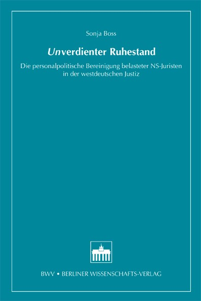 Unverdienter Ruhestand | Boss, 2009 | Buch (Cover)