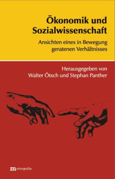 Ökonomik und Sozialwissenschaft | Ötsch / Panther (Cover)