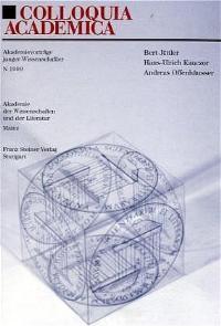 Rationale Splines zur Robotersteuerung / Von der Grundlagenforschung zur klinischen Anwendung / Kopplung funktioneller Biomembranen mit externen Elektroden | Jüttler / Kauczor / Offenhäusser, 2000 | Buch (Cover)