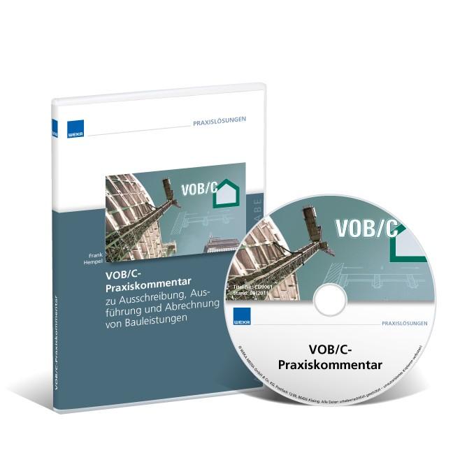 VOB/C Praxiskommentar zur Ausschreibung, Ausführung und Abrechnung von Bauleistungen | Hempel | Update 08/2010, 2011 | Buch (Cover)