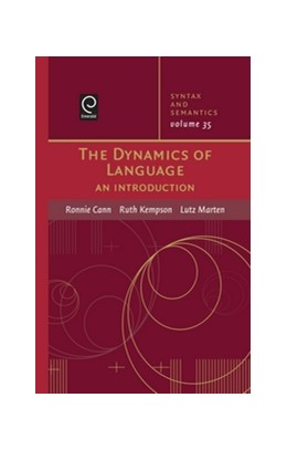 Abbildung von Marten | The Dynamics of Language | 2006 | an introduction | 35
