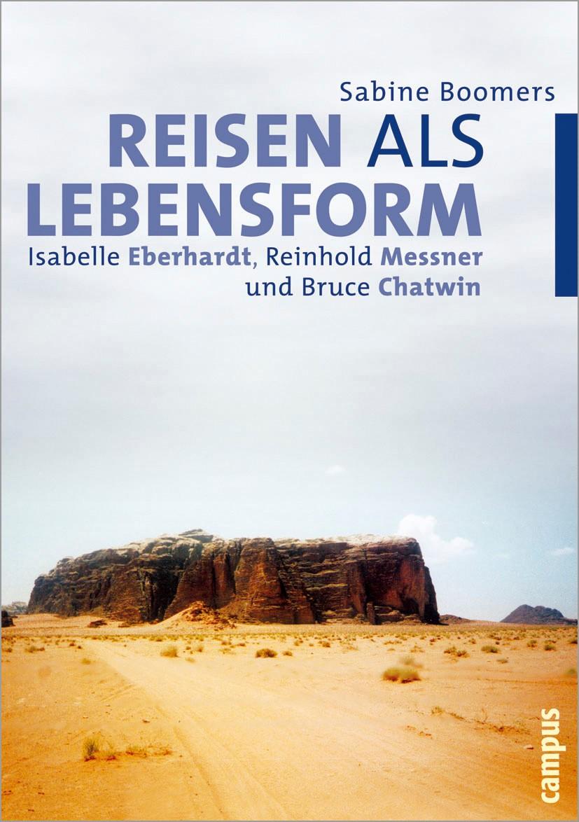 Reisen als Lebensform   Boomers, 2004   Buch (Cover)