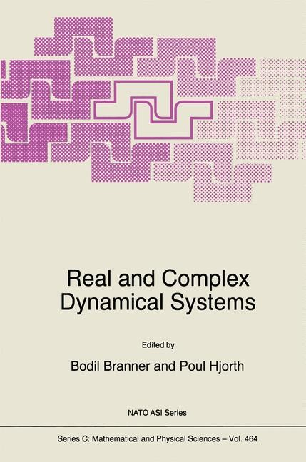 Real and Complex Dynamical Systems | Branner / Hjorth, 1995 | Buch (Cover)