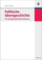 Politische Ideengeschichte – Ein Gewebe politischer Diskurse   Llanque, 2008   Buch (Cover)