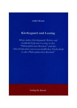Abbildung von Kraus | Kierkegaard und Lessing | 2003 | Sören Aabye Kierkegaards Rekur... | 62