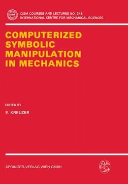Abbildung von Kreuzer | Computerized Symbolic Manipulation in Mechanics | 1994