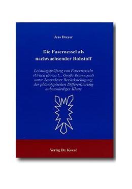 Abbildung von Dreyer | Die Fasernessel als nachwachsender Rohstoff | 1999 | Leistungsprüfung von Faserness... | 62