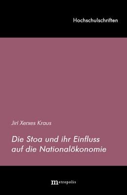 Abbildung von Kraus | Die Stoa und ihr Einfluss auf die Nationalökonomie | 2000 | 63