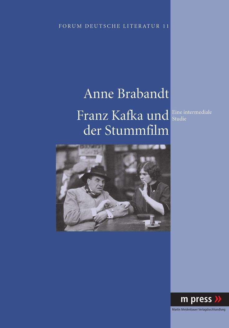 Kafka und der Stummfilm | Brabandt, 2009 | Buch (Cover)