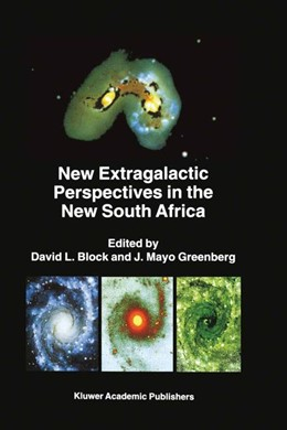 Abbildung von Block / Greenberg | New Extragalactic Perspectives in the New South Africa | 1996 | Proceedings of the Internation... | 209