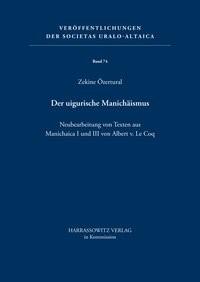 Der Uigurische Manichäismus | Özertural, 2008 | Buch (Cover)