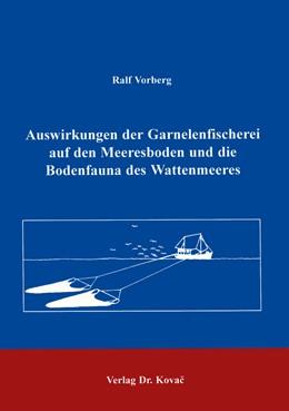 Abbildung von Vorberg | Auswirkungen der Garnelenfischerei auf den Meeresboden und die Bodenfauna des Wattenmeeres | | 54