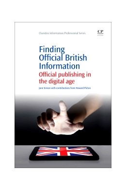 Abbildung von Inman / Picton | Finding official British Information | 2011 | Official Publishing in the Dig...
