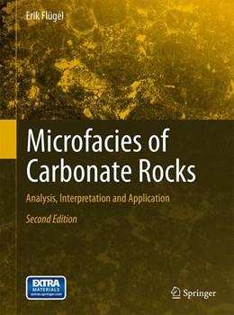 Abbildung von Flügel | Microfacies of Carbonate Rocks | 2009 | Analysis, Interpretation and A...