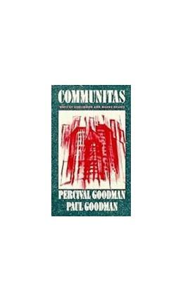 Abbildung von Goodman | Communitas | 1990 | Means of Livelihood and Ways o...
