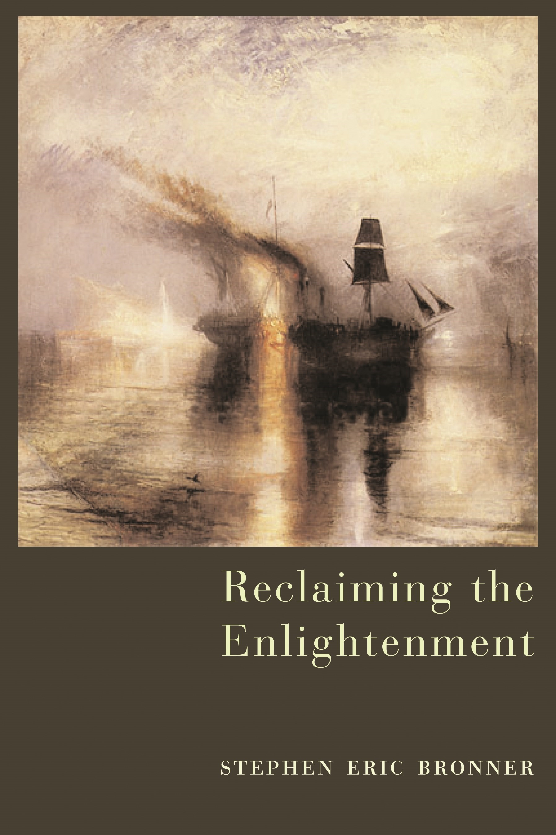 Abbildung von Bronner | Reclaiming the Enlightenment | 2004