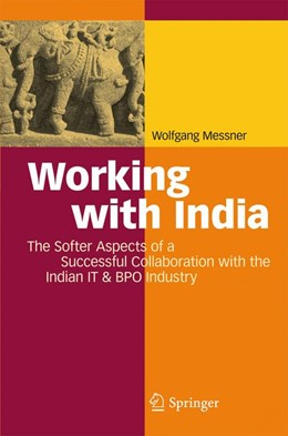 Abbildung von Messner | Working with India | 2008 | The Softer Aspects of a Succes...