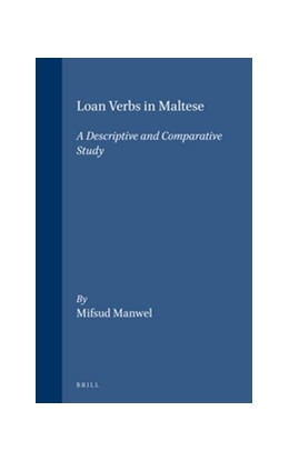Abbildung von Mifsud | Loan Verbs in Maltese | 1994 | A Descriptive and Comparative ... | 21