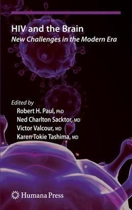Abbildung von Paul / Sacktor / Valcour / Tashima | HIV and the Brain | 2009 | New Challenges in the Modern E...