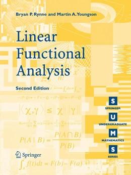 Abbildung von Rynne / Youngson | Linear Functional Analysis | 2nd ed. | 2007