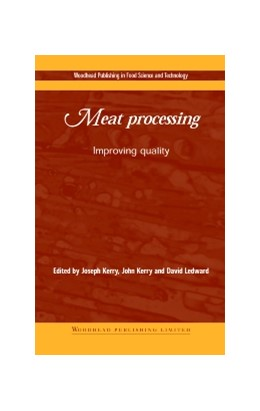 Abbildung von Kerry / Ledward | Meat Processing | 2002 | Improving quality