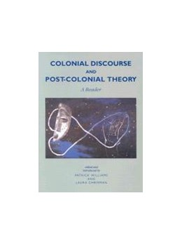 Abbildung von Williams / Chrisman | Colonial Discourse and Post-Colonial Theory | 1994 | A Reader
