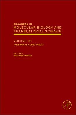 Abbildung von Rahman | The Brain as a Drug Target | 2011 | 98