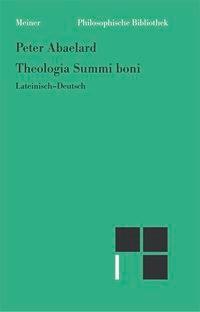 Theologia Summi boni | Abaelard / Niggli | 3., Aufl., 1997 | Buch (Cover)