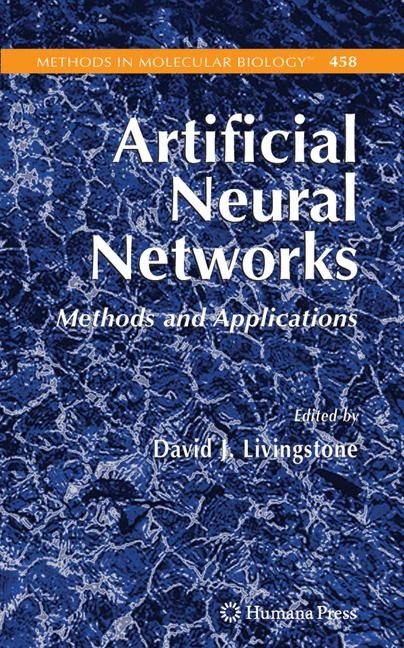 Artificial Neural Networks | Livingstone | 1st Edition. Softcover version of original hardcover edition 2009, 2011 | Buch (Cover)