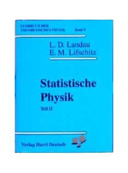 Abbildung von Pitajewski / Eschrig / Landau | Statistische Physik | 1992