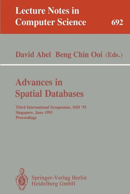 Abbildung von Abel / Ooi | Advances in Spatial Databases | 1993