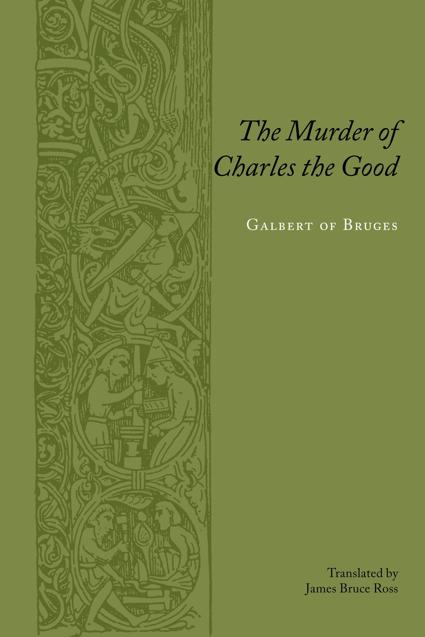 Abbildung von Bruges / Ross | The Murder of Charles the Good | 2005