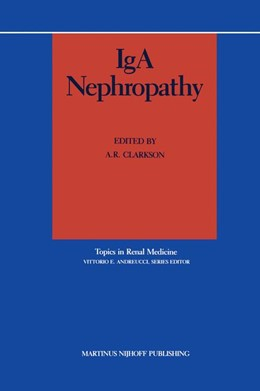 Abbildung von Clarkson | IgA Nephropathy | 1987 | 2