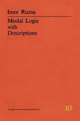 Abbildung von Rusza | Modal Logic with Descriptions | 1981 | 10