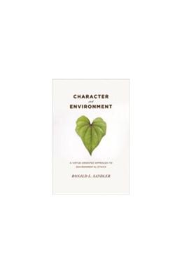 Abbildung von Sandler | Character and Environment | 2007