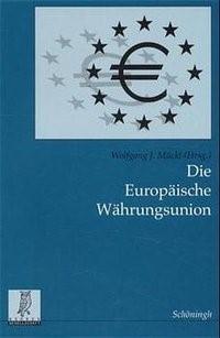 Die Europäische Währungsunion   Mückl, 2000   Buch (Cover)