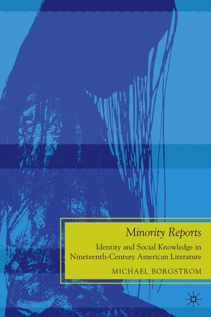 Minority Reports | Borgstrom | 2010, 2010 | Buch (Cover)