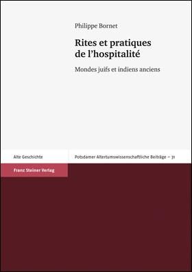 Rites et pratiques de l'hospitalité | Bornet | 1. Auflage, 2010 | Buch (Cover)