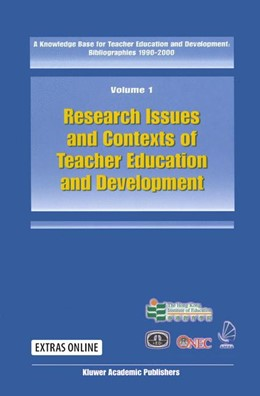Abbildung von A Knowledge Base for Teacher Education and Development: Bibliographies 1990-2000 | 2002 | Volume 1: Research Issues and ...