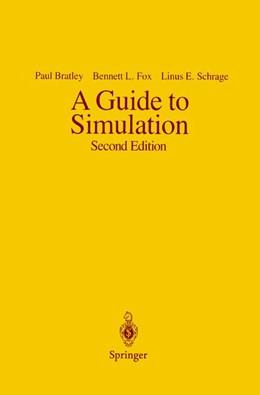 Abbildung von Bratley / Fox / Schrage | A Guide to Simulation | 1987