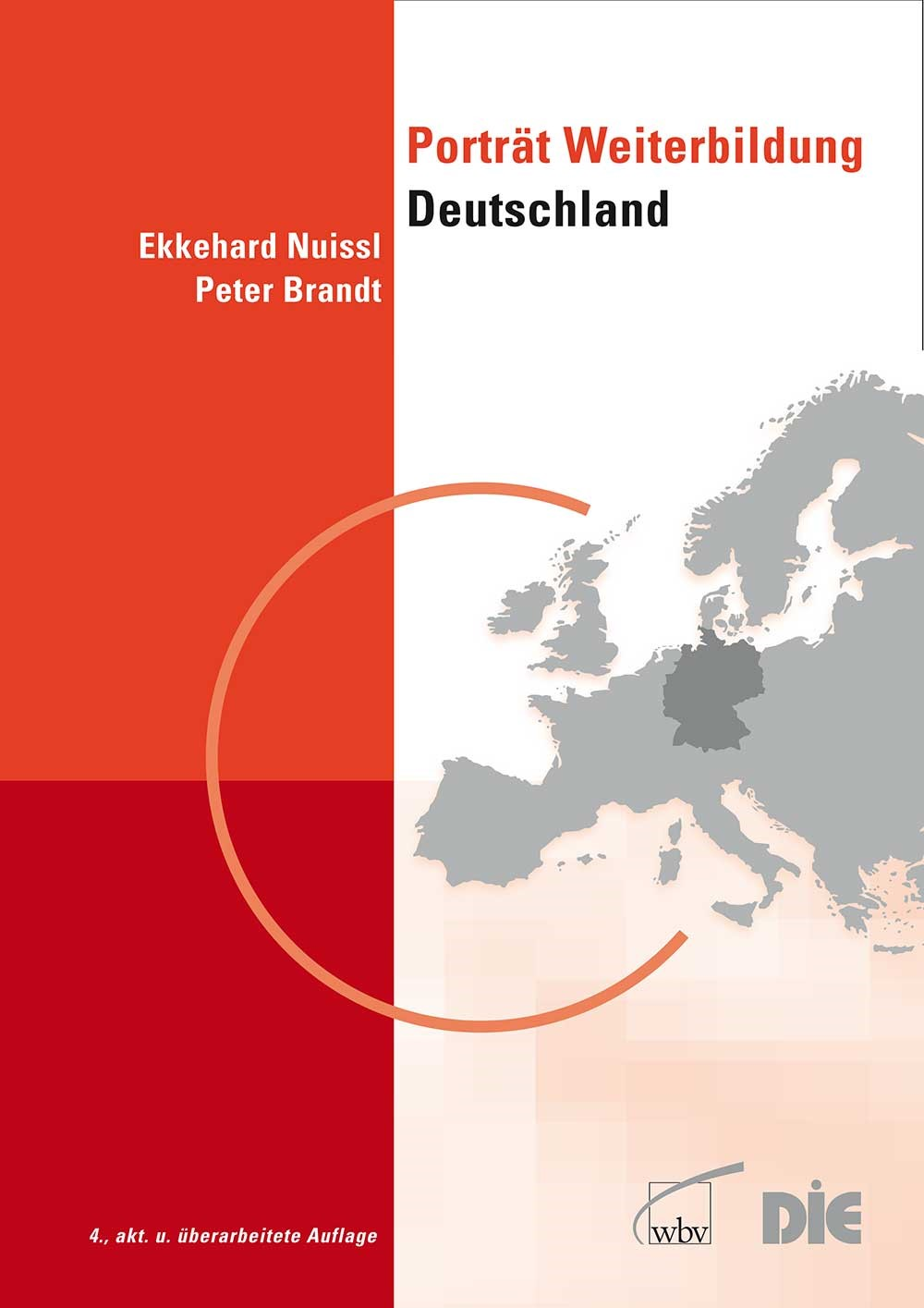 Porträt Weiterbildung Deutschland | Brandt / Nuissl | 4., aktualis. u. überarb. Neuaufl., 2009 | Buch (Cover)