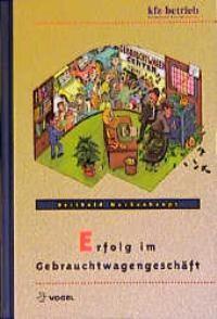 Erfolg im Gebrauchtwagengeschäft | Muckenhaupt, 2001 | Buch (Cover)