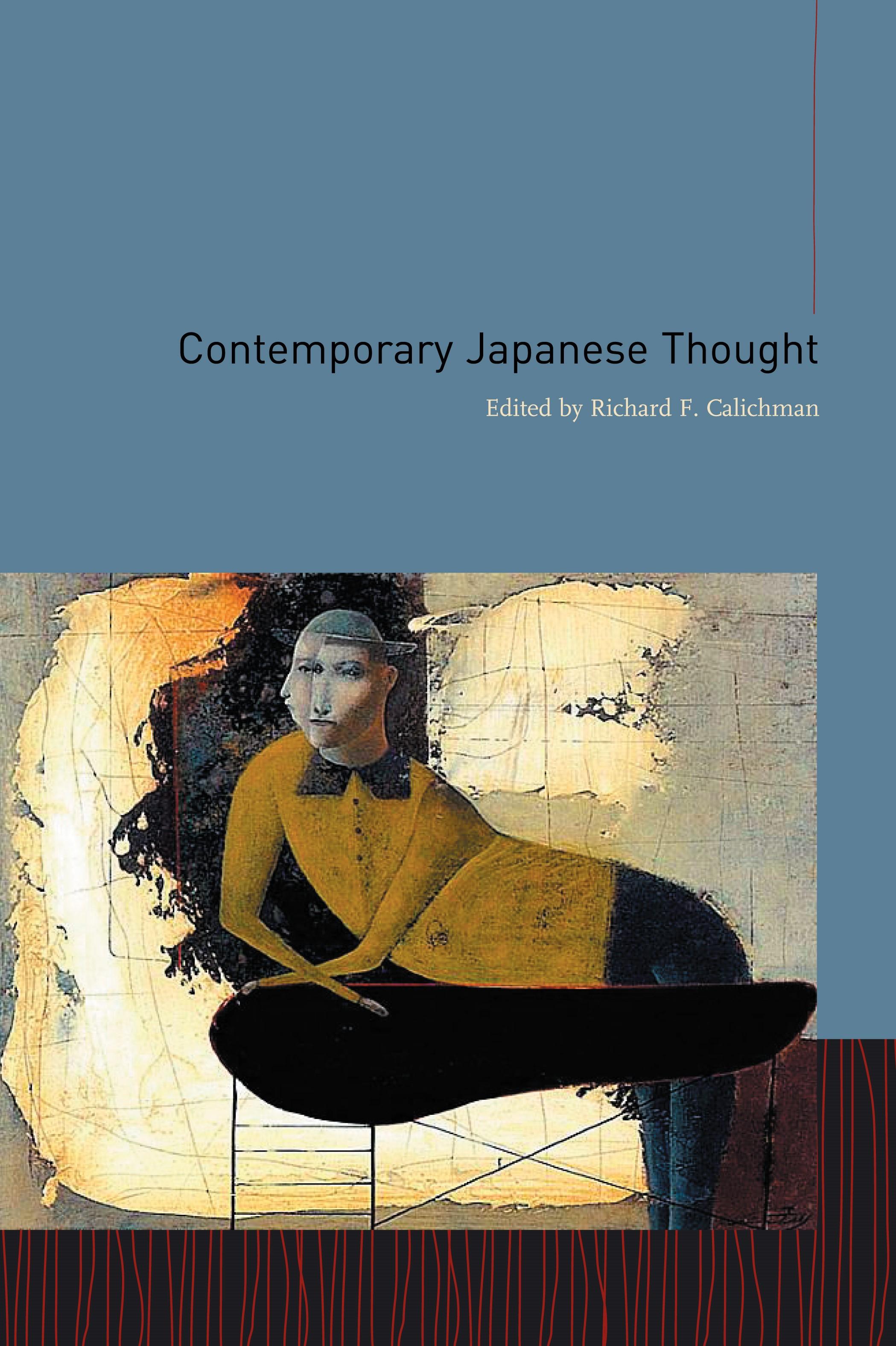 Abbildung von Calichman | Contemporary Japanese Thought | 2005