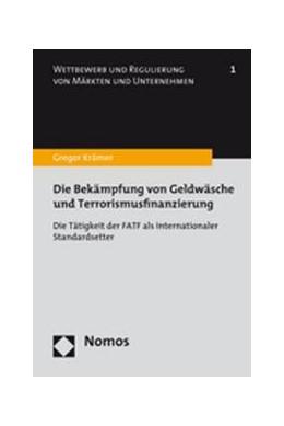 Abbildung von Krämer   Die Bekämpfung von Geldwäsche und Terrorismusfinanzierung   2008   Die Tätigkeit der FATF als int...   1