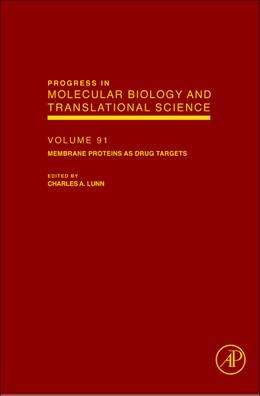 Abbildung von Membrane Proteins as Drug Targets | 2010 | 91