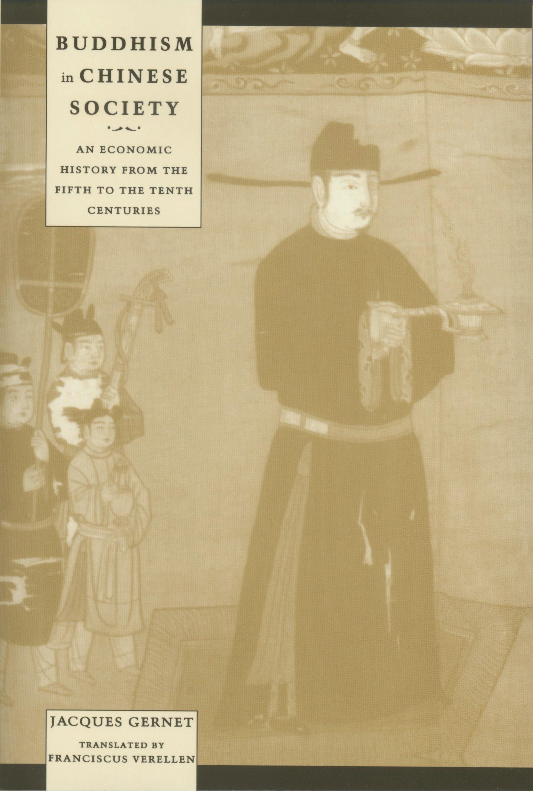 Abbildung von Gernet | Buddhism in Chinese Society | 1998