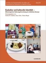 Esskultur und kulturelle Identität | Kalinke / Roth / Weger, 2010 | Buch (Cover)