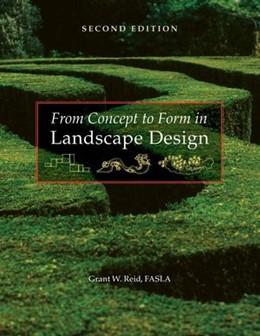 Abbildung von Reid | From Concept to Form in Landscape Design | 2. Auflage | 2007