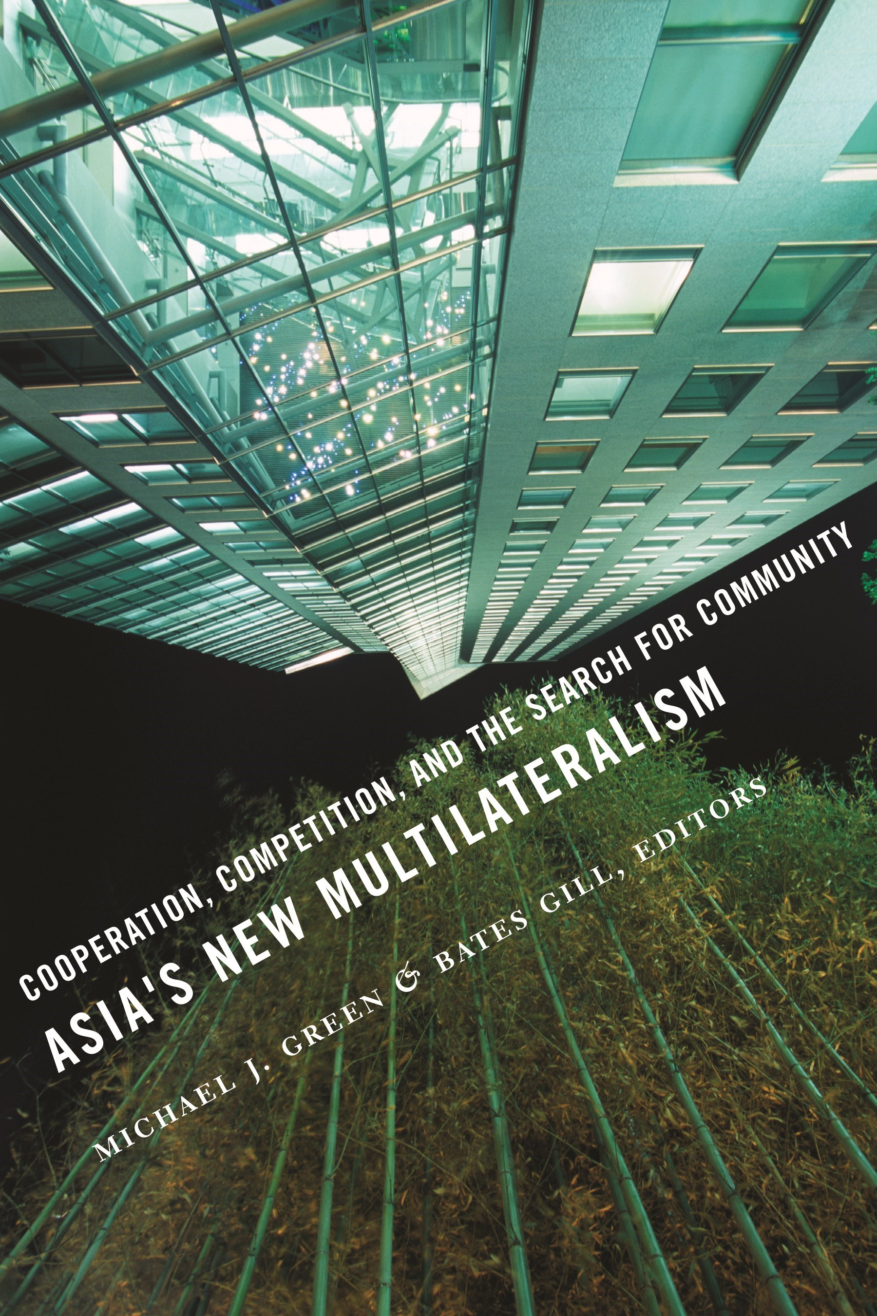 Abbildung von Green / Gill | Asia's New Multilateralism | 2009