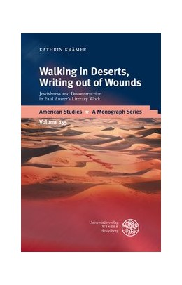 Abbildung von Krämer | Walking in Deserts, Writing out of Wounds | 2008 | Jewishness and Deconstruction ... | 155